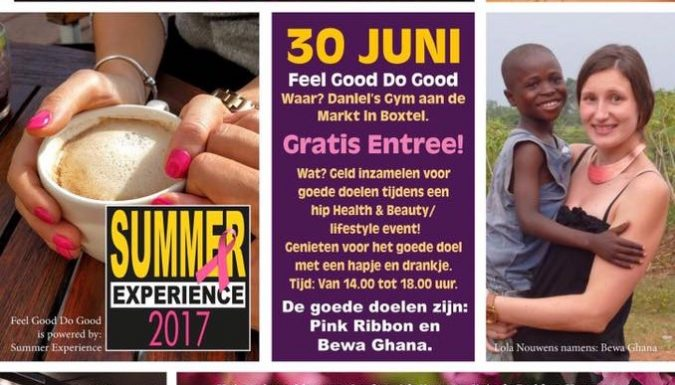 Summer Experience evenement in Boxtel
